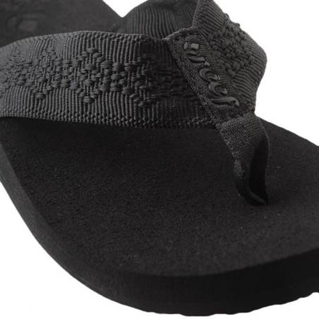 Reef Sandaler, Sandy, Black/Black detalje