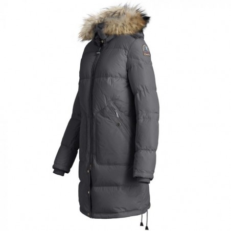 Parajumpers Light Long Bear, Parajumper jakke i Asphalt side