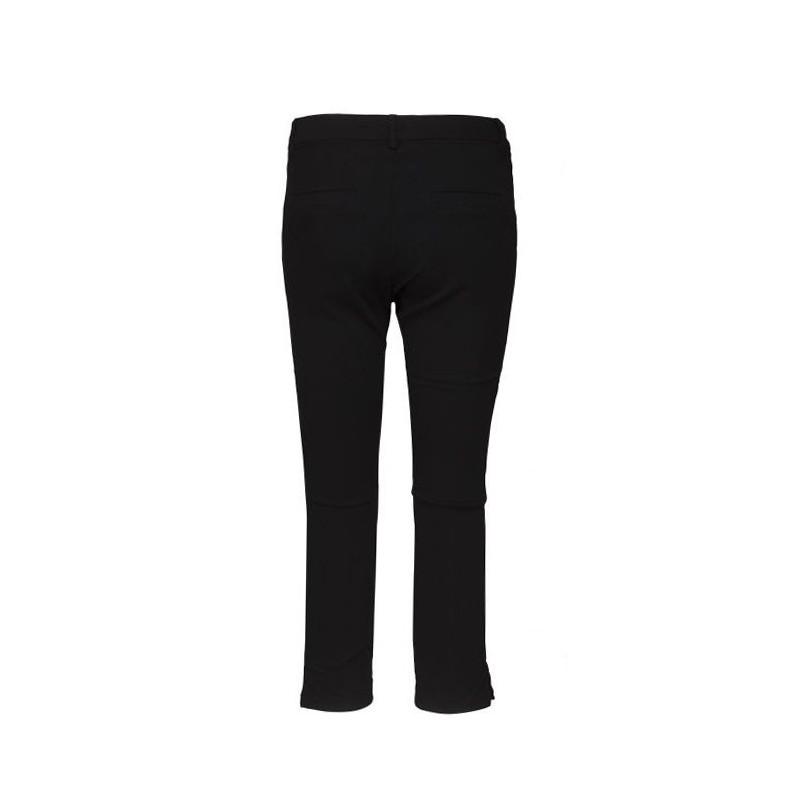 minus Minus bukser 3/4, tenna, sort - størrelse - 34 fra superlove