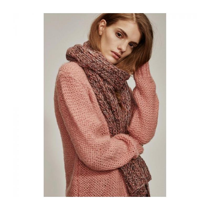 coatpeople sweater, alice, rosa - størrelse - m fra coatpeople