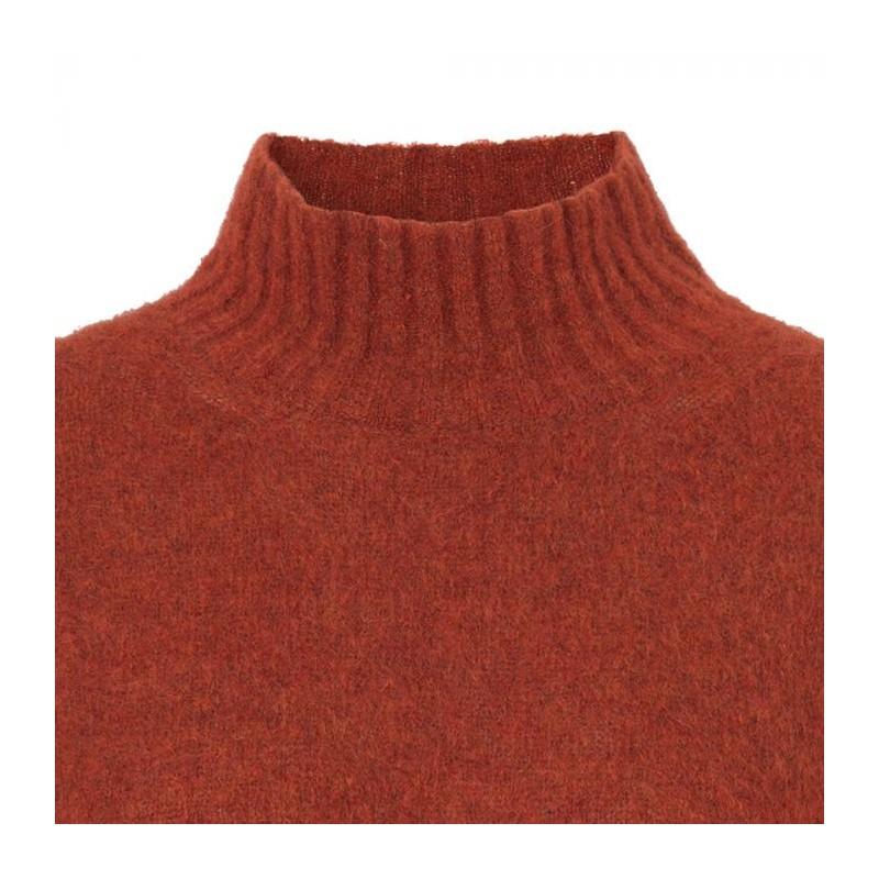 coatpeople Coatpeople sweater, addi, brændt orange - størrelse - l på superlove