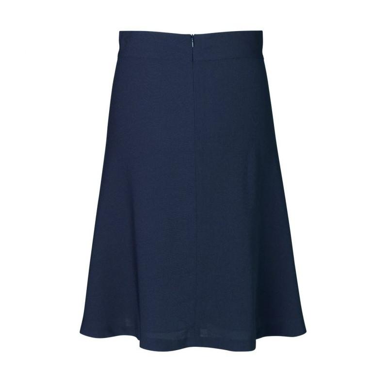 mads nørgaard – Mads nørgaard nederdel, stelly c, navy - størrelse - 38 fra superlove