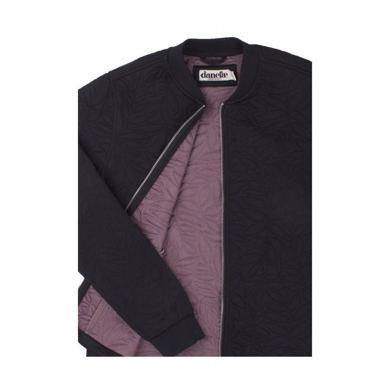 danefæ – Danefæ bomberjakke, agnes bomber jacket, sort - størrelse - s fra superlove