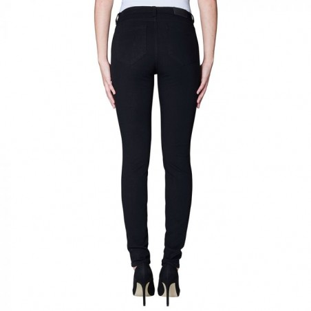 2nd ONE Jeans, Nicole 851, Black bagside