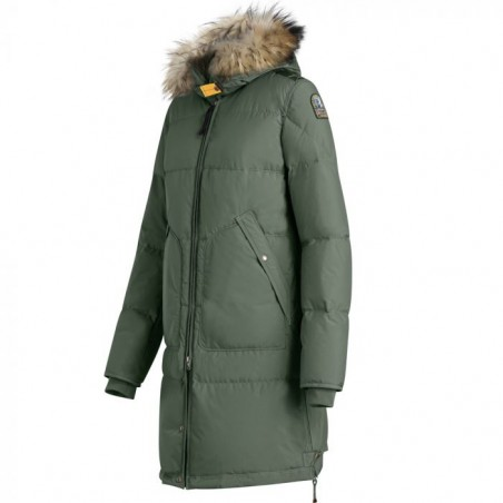 Parajumpers Light Long Bear, Parajumpers jakke i farven Fisherman, Parajumper jakke dame side