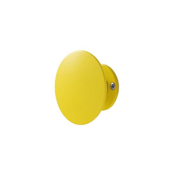 superliving – Superliving knage, uno 5,5 cm, yellow fra superlove