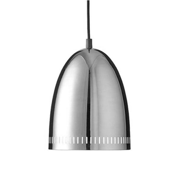 Superliving, Dynamo Chrome Lampe, Silver