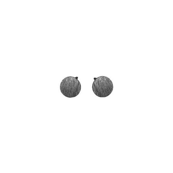 Pernille corydon øreringe, mini coin, oxyderet fra pernille corydon fra superlove
