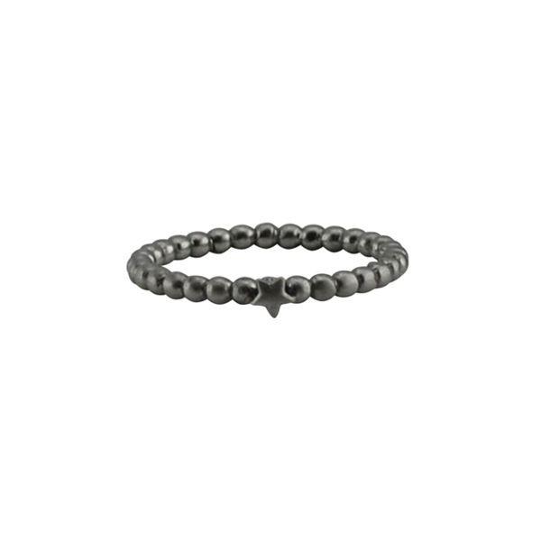 maria zabel Maria zabel, ring, etoiles, rhodineret - størrelse - 56 på superlove