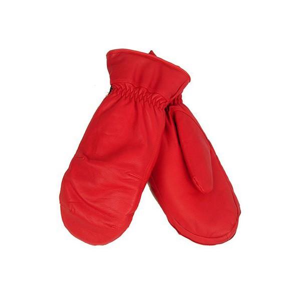gaucho – Gaucho, skindluffer, rød - størrelse - 8 på superlove