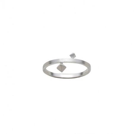 Zöl, Pyramide Ring, Sølv