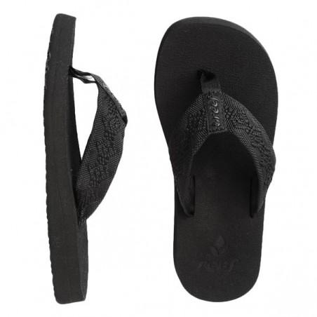 Reef Sandaler, Sandy, Black/Black