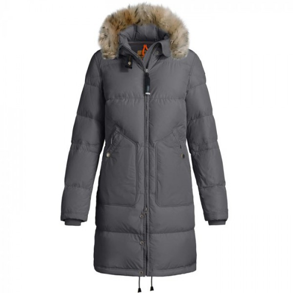 parajumpers – Parajumpers vinterjakke, light long bear, asphalt - størrelse - l fra superlove