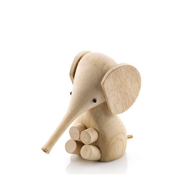 Image of   Lucie Kaas, Baby Elefant, Gummitræ