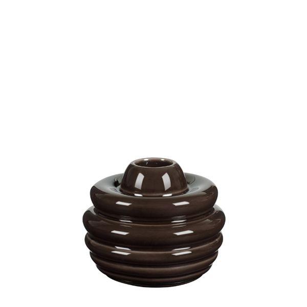 Kähler, cono lysestage 7, mørkebrun fra kähler fra superlove