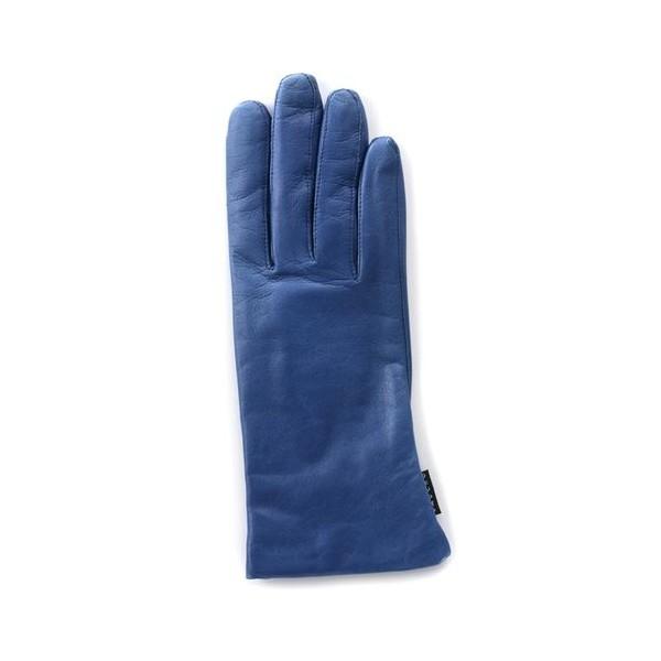 gaucho – Gaucho skindhandsker, nellie, mellemblå - størrelse - 7 fra superlove
