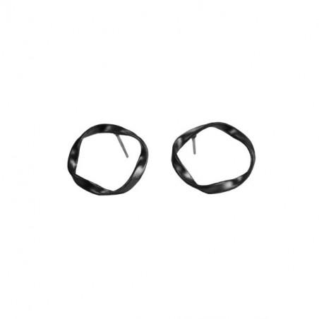 Pendulum, Circle Øreringe, Oxyderet