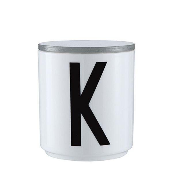 design letters – Design letters, låg til typografi krus/kande, grå fra superlove