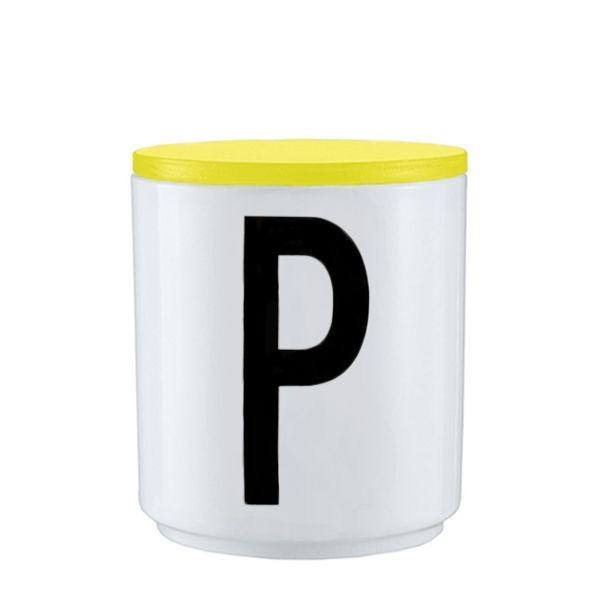 Design letters, låg til typografi krus/kande, gul fra design letters fra superlove