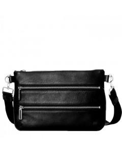 Decadent Taske, Jade Belt Bag, Black