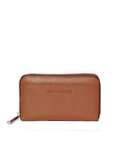Decadent, Esther Medium Wallet, Cognac