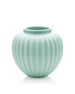 Lucie Kaas, Stor Schollert Vase, Mint