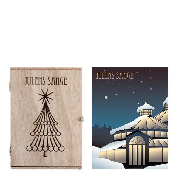 Vissevasse, Julens Sange, 15 Hæfter