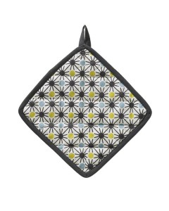 Superliving, Mosaic Grydelapper, Acacia/Blue