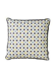 Superliving, Mosaic Print Pude, Acacia Blue