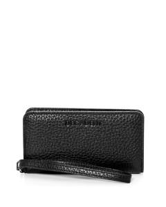 Decadent Pung, Mobile Wallet, Black