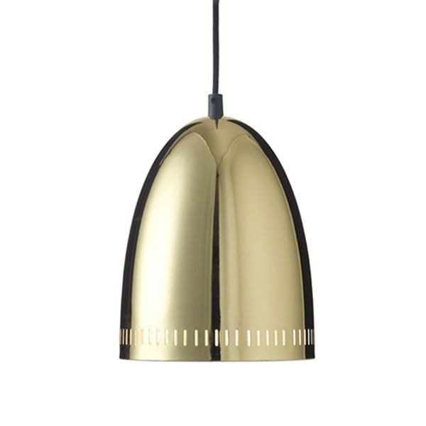 Image of   Superliving Lampe, Dynamo Chrome, Brass