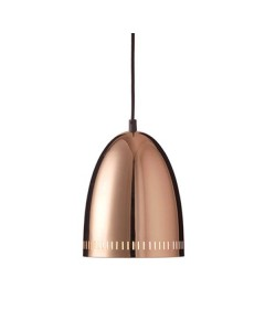 Superliving Lampe, Mini Dynamo Chrome, Copper