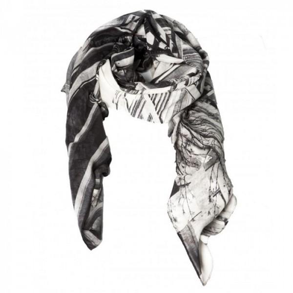 inspired by – Inspired-by tørklæde, sluseholmen fra superlove