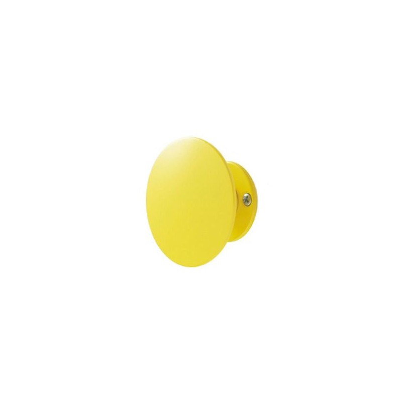 superliving – Superliving knage, uno 5,5 cm, new yellow på superlove