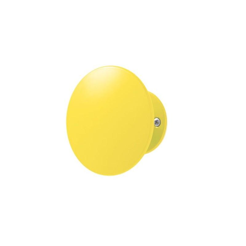 superliving – Superliving knage, uno 9 cm, new yellow fra superlove