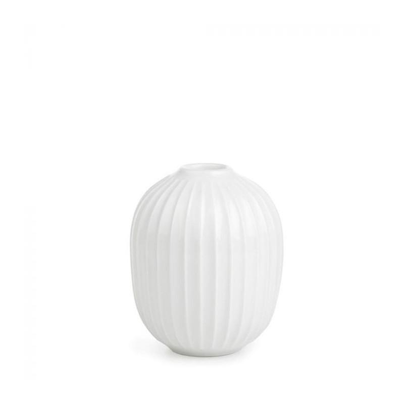 kähler – Kähler lysestage, hammershøi h100, hvid fra superlove