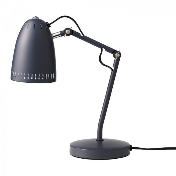 Image of   Superliving Bordlampe, Mat Dynamo 345, Almost Black