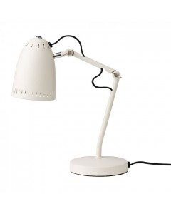 Superliving Bordlampe, Mat Dynamo 345, Whisper White