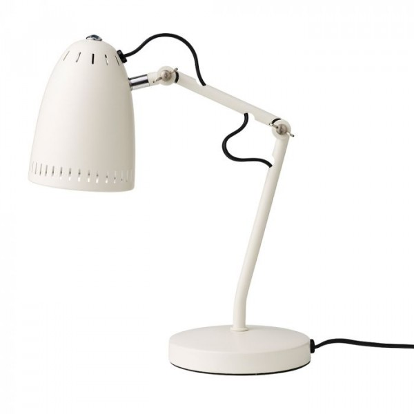 Image of   Superliving Bordlampe, Mat Dynamo 345, Whisper White