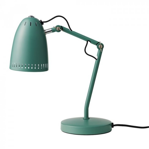 Image of   Superliving Bordlampe, Mat Dynamo 345, Duck Green