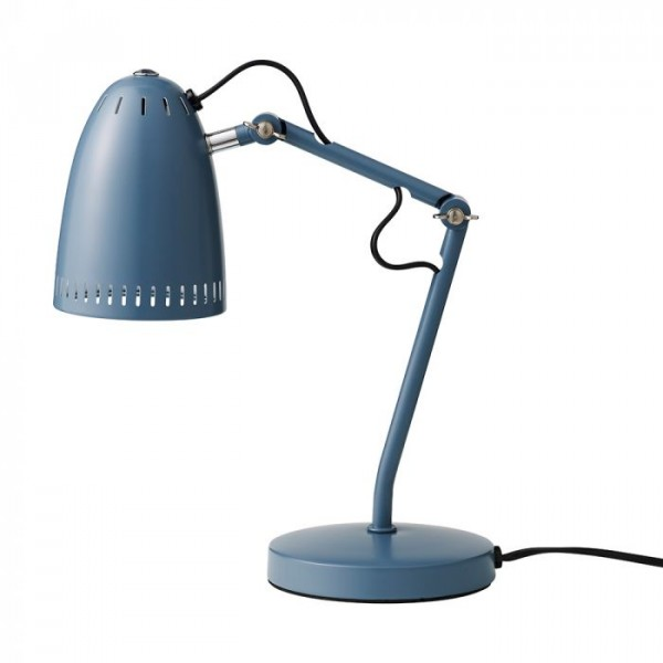 Superliving Bordlampe, Mat Dynamo 345, Smoke Blue