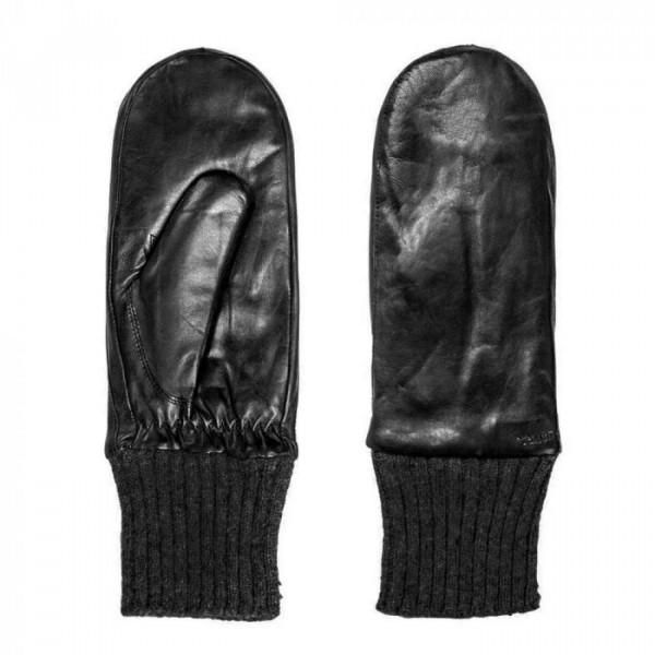 gaucho – Hestra skindluffer, tina, sort - størrelse - 8 på superlove