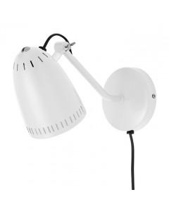 Superliving Væglampe, Mat Dynamo 345, Whisper White