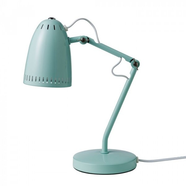 superliving – Superliving bordlampe, dynamo 345, opal blue fra superlove