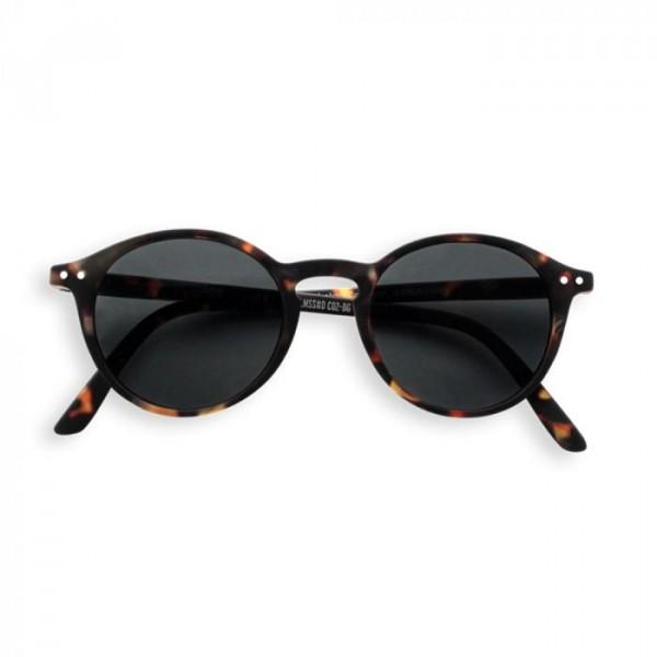 izipizi – Izipizi solbriller, d sun, brun tortoise - størrelse - +2 fra superlove