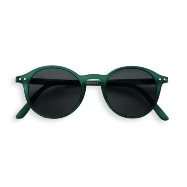 Izipizi solbriller, d sun, grøn - størrelse - +0 fra izipizi på superlove