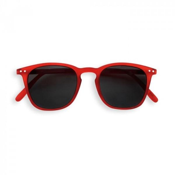 izipizi Izipizi solbriller, e sun, rød - størrelse - +0 fra superlove