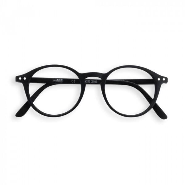 izipizi – Izipizi briller, d reading, sort - størrelse - +1 fra superlove