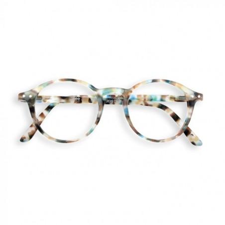 Izipizi Briller, D Reading, Blue Tortoise Izipizi læsebriller