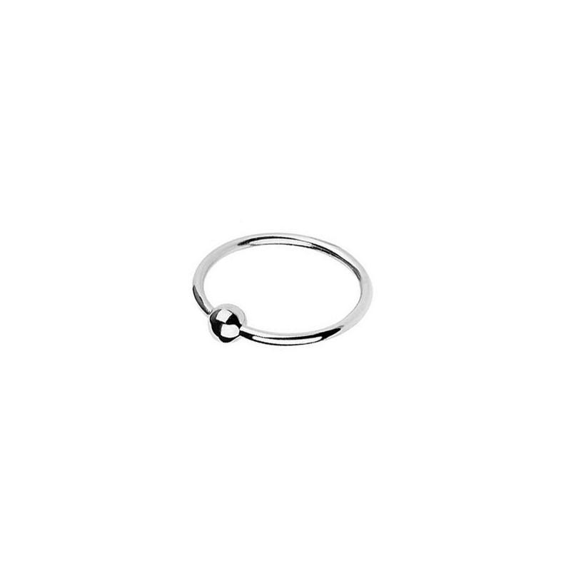 maria black Maria black ring, helix, sølv - størrelse - 54 fra Edgy
